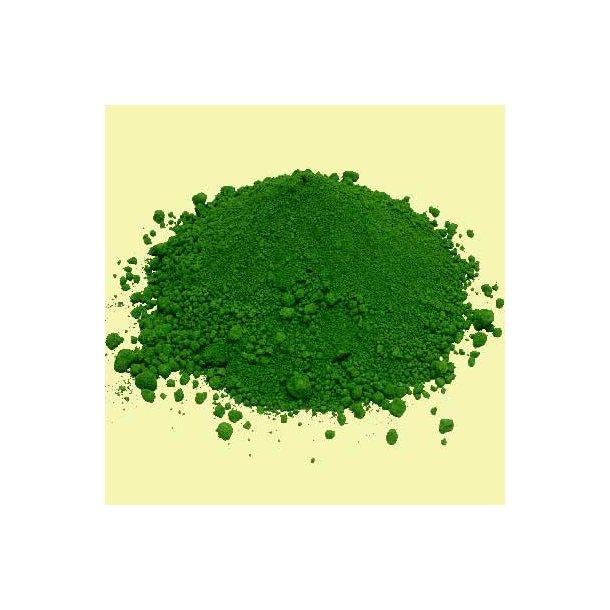 Farvepigment 25 kg. Cromoxydgrøn