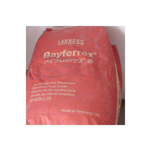 Farvepigment 25 kg. Bordeaux Rød (Jernoxyd)