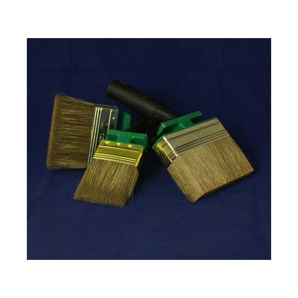Tagmalings pensel 70, 100 eller 120 mm.