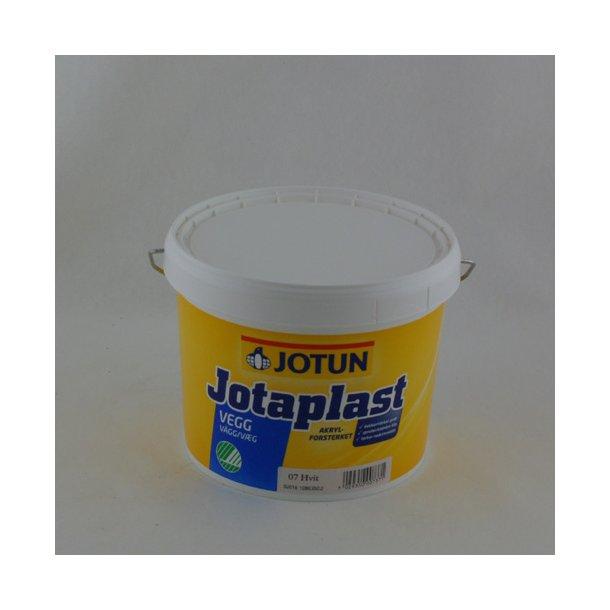 Hvid Vægmaling 10 eller 3 ltr. glans 07 Jotaplast