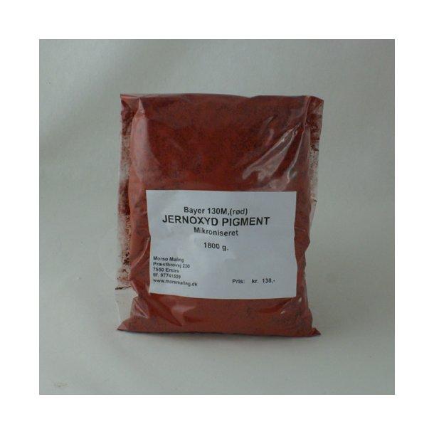 Farvepigment 1,8 kg. Rødt M130